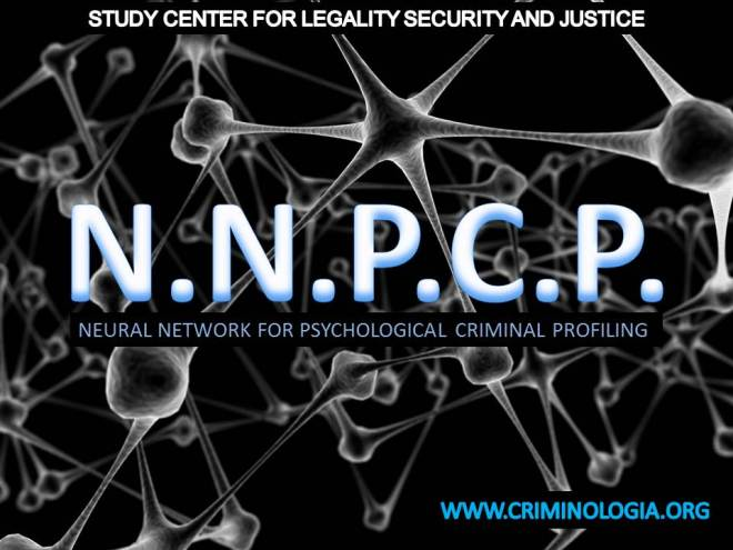 neural network for psychological criminal profiling study center  the neural network for psychological criminal profiling nnpcp is focusing on a neural network applied to violent crime analysis