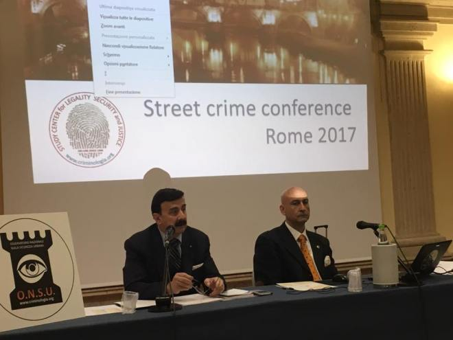 street crime conferrence 2017