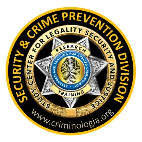 LOGO CRIME PREVENTION BIANCO
