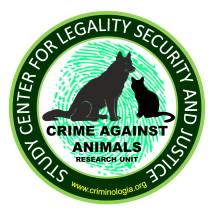 LOGO CRIME AGAINST ANIMALS